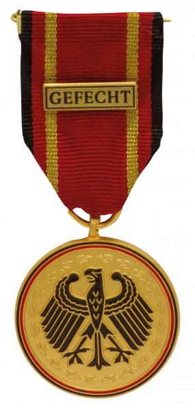 Orden Bundeswehreinsatzmedaille Gefecht