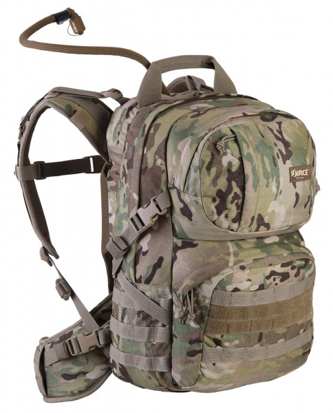 Source Patrol Hydration Cargo Pack