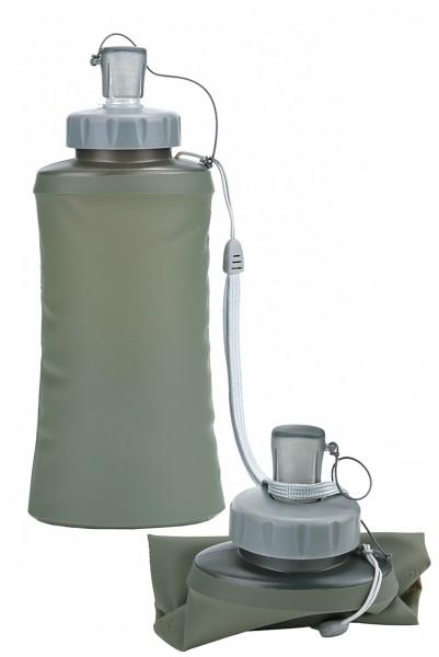 Wasserflasche Faltbar 600 ml