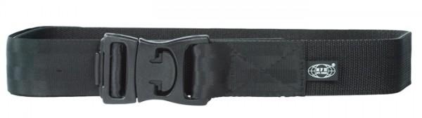 Ausrüstungskoppel Operation 5 cm Schwarz