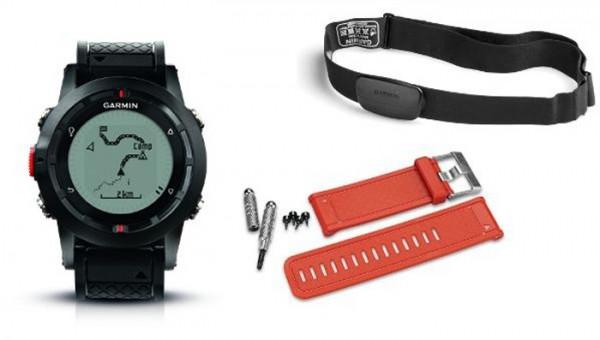 Garmin Fenix Armband-GPS Performer Bundle