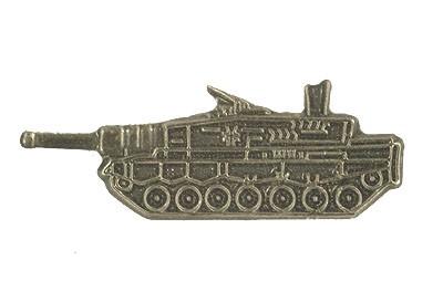BW Mützenanstecker Metall Leopard 2