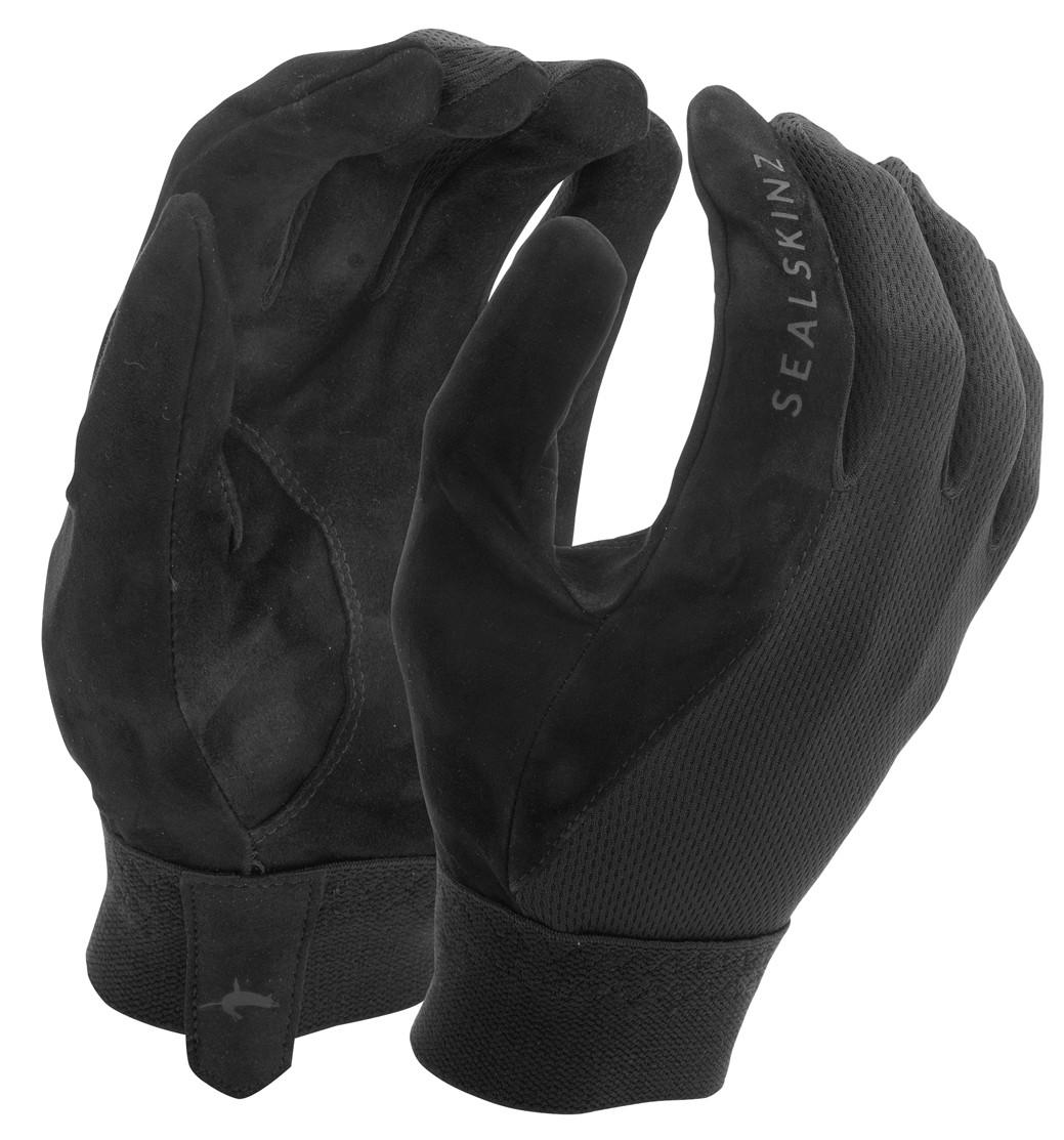 Sealskinz Black Solo Shooting Glove Lightweight Precision Grip Control Outdoor