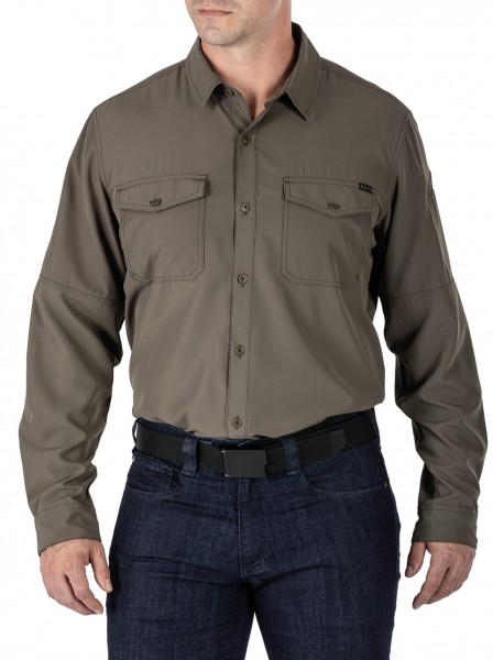 5.11 Tactical Marksman Shirt Langarm