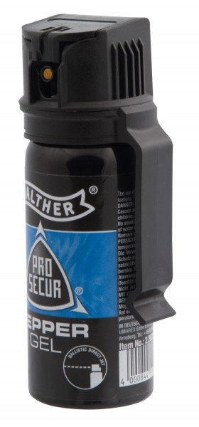 Walther ProSecur Pfeffergel Direktstahl
