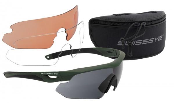 SwissEye Tactical Brille Nighthawk
