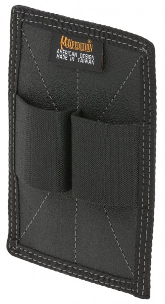 Maxpedition Dual Mag Retention Insert - Klettbare Magazintasche
