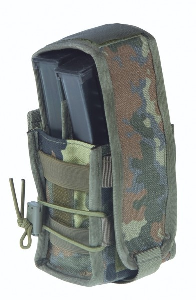75Tactical DoppelMagTasche G36 MX36/2 Flecktarn