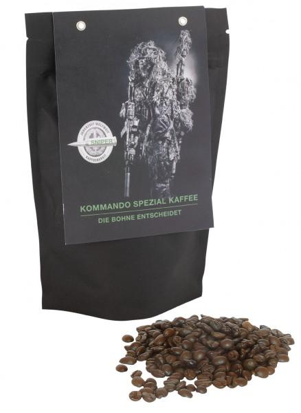 Kommando Spezial Kaffee Sniper Röstkaffee 250 g