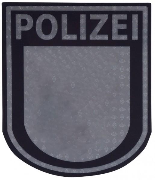 Ärmelabzeichen Polizei Brandenburg Reflektierend