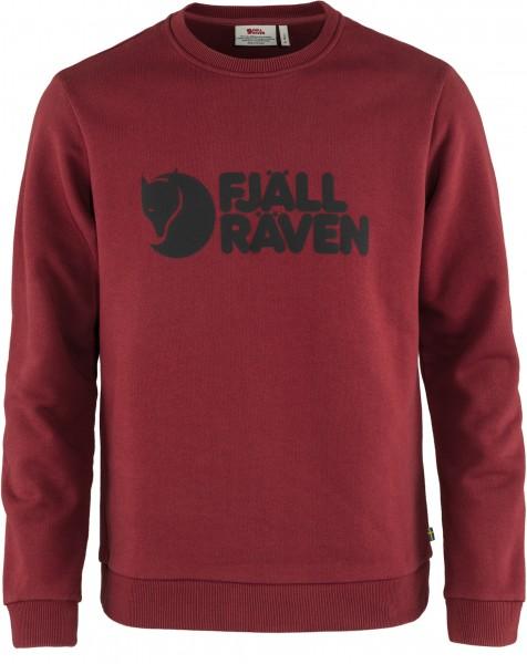 Fjällräven Logo Felpa-Jersey Sweater