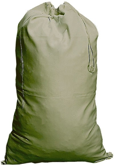 BW Wäschesack Oliv Gebraucht