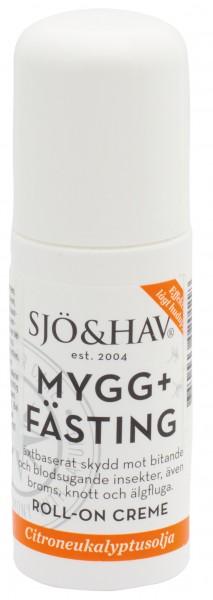 SJÖ&HAV Mücke + Zecke Roll On Creme 50 ml
