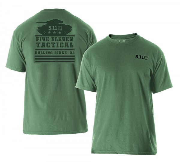 5.11 Tactical Rolling Panzer T-Shirt
