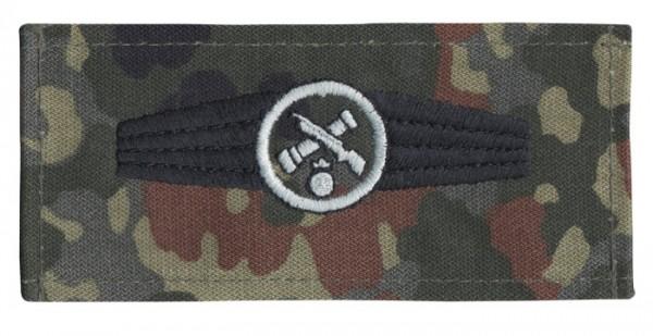 BW Tätigkeitsabz. Rohrwaffenpersonal Tarn/Silber