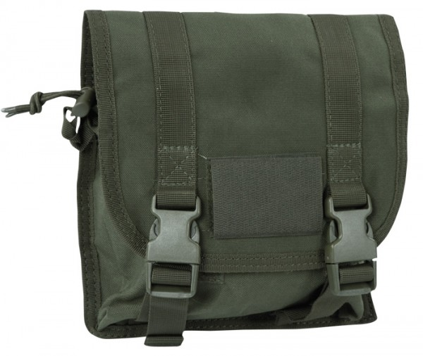 Condor Utility Pouch Large Oliv