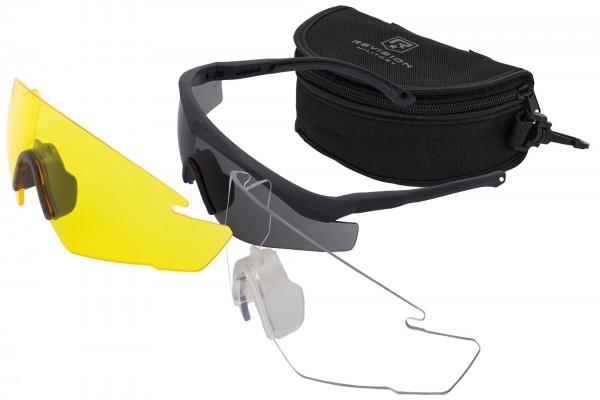 Revision Sawfly Legacy Max-Wrap DLX Kit Yellow, Clear & Smoke