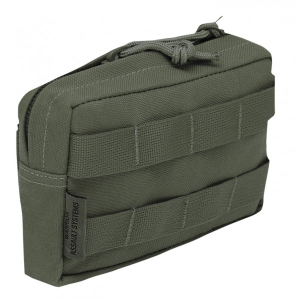 Warrior Small Horizontal Pouch Oliv