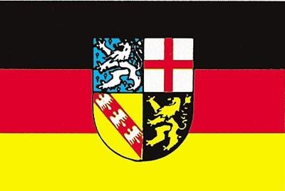 Flagge BL Saarland