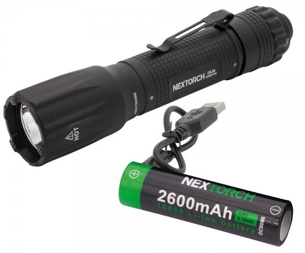 Nextorch Taschenlampe TA30 Operator 1300 Lumen