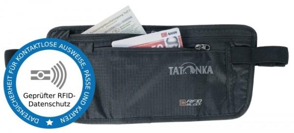 Tatonka Moneybelt mit RFID-Ausleseschutz