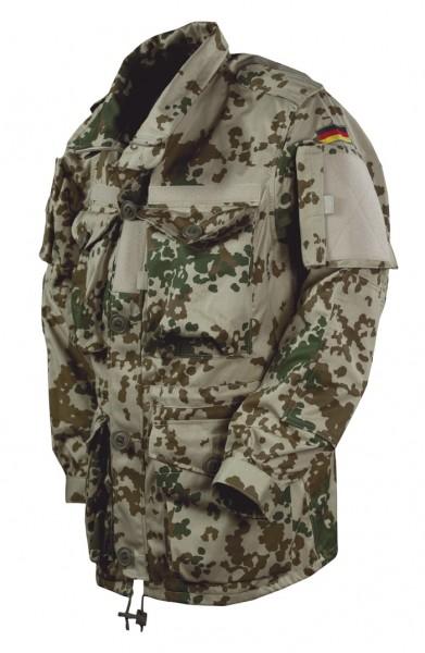 BW Einsatzkampfjacke Leicht Tropentarn
