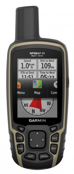 Garmin GPSMAP 65 GPS Navigationsgerät