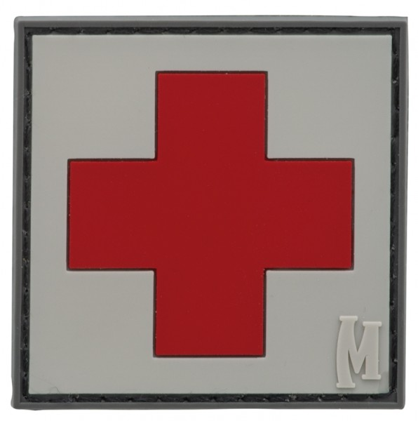 Maxpedition Rubber Patch MEDIC 50 x 50 Swat