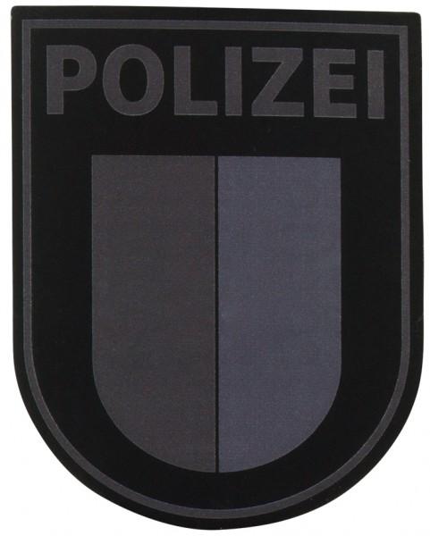 Infrarot Patch Polizei Mecklenburg-Vorpommern Blackops