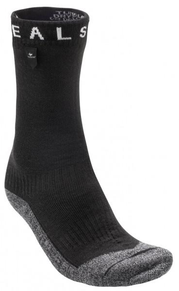 SealSkinz Soft Touch Mid Socks