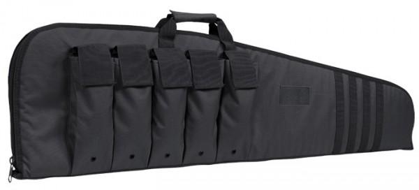 Rifle Case m.Gurt Schwarz 120cm