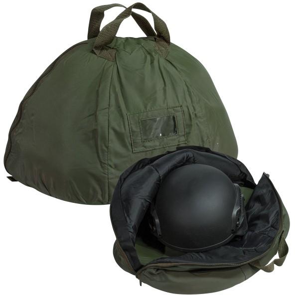 Helmtasche Gepolstert