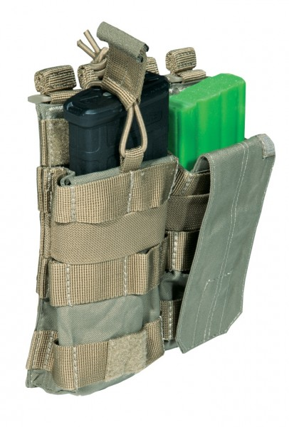 5.11 AR Bungee W Cover Double Sandstone