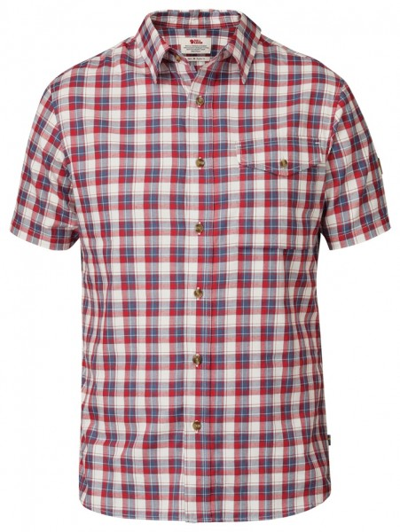 Fjällräven Sarek Shirt Rot