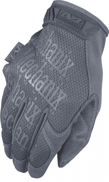 Handschuhe Mechanix Original Grau