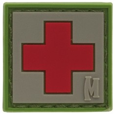 Maxpedition Rubber Patch MEDIC 25 x 25 Arid