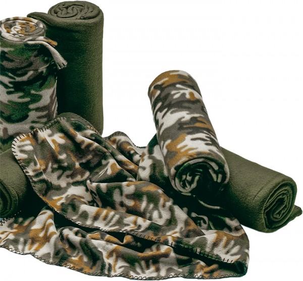 Commando Fleece Decke 135x185 cm