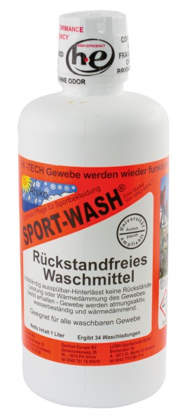 Sno-Seal Sport-Wash Spezialwaschmittel 1000 ml