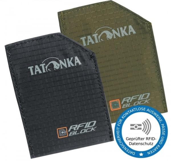 Tatonka Sleeve mit RFID-Ausleseschutz 2-Set