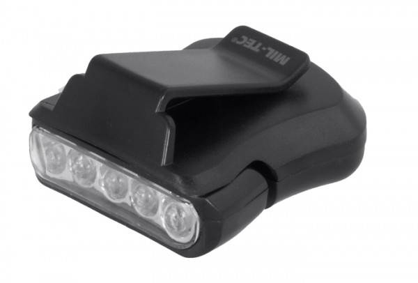 Mil-Tec Clip Light 5 LED 50 Lumen