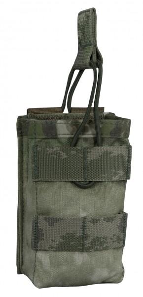 Warrior Single Open Mag Pouch AK47/AK74 A-Tacs FG
