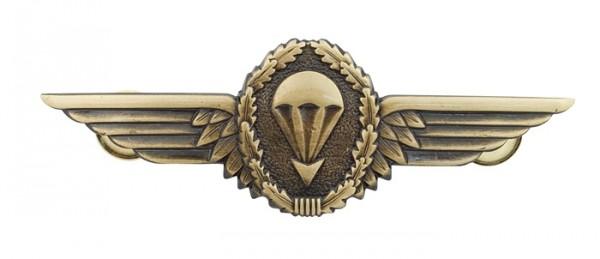 BW Tätigkeits-Abz.Fallschirmjäger Bronze