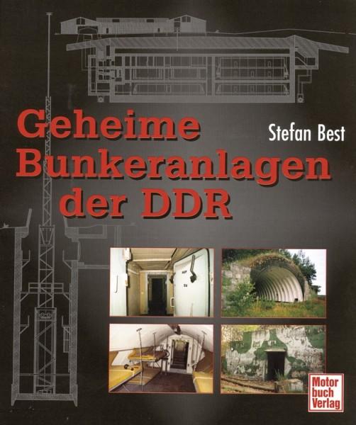 Handbuch Geheime Bunkeranlagen der DDR