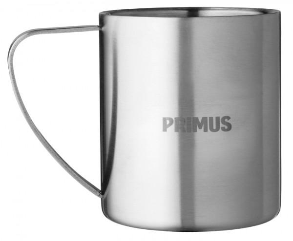 Primus Edelstahlbecher Doppelwandig 0,2 L