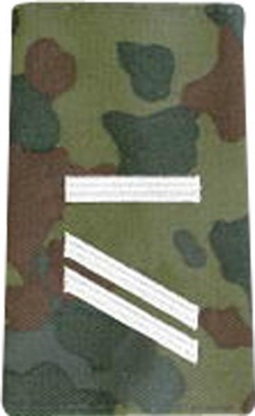 BW Rangschlaufe Obergefreiter UA Tarn/Silber Klett