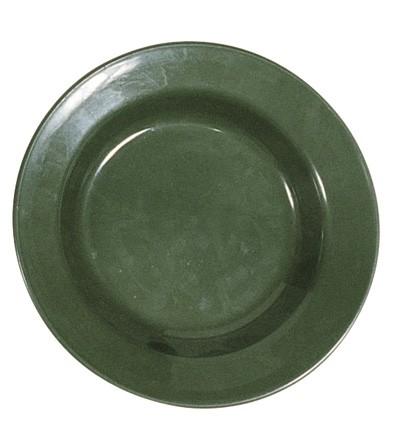 Polypropylene Teller Oliv Medium/Tief