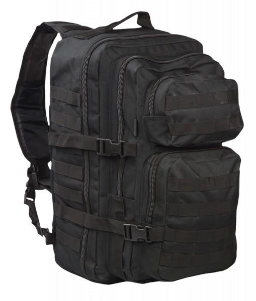 One Strap Assault Pack Large Schwarz