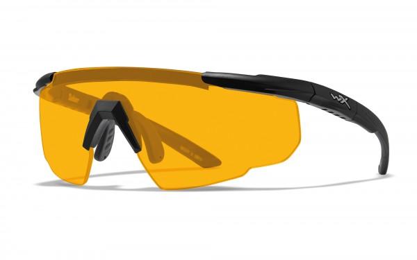 Wiley X Saber Advanced Schutzbrille Light Rust