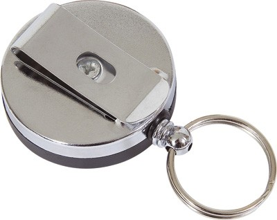 Schlüsselhalter mit Auszugs-Seil