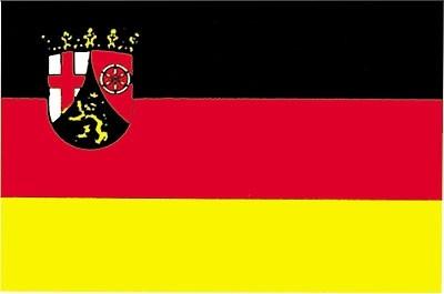 Flagge BL Rheinland-Pfalz